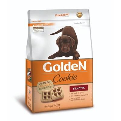 Biscoito Golden Cookie para Cães Filhotes 400gr