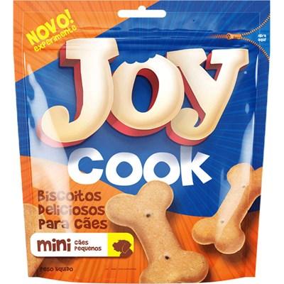 Biscoito Joy Cook para Cães Adultos de Raças Pequenas 500gr