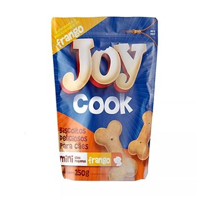 Biscoito Joy Cook para Cães Adultos de Raças Pequenas Frango 250gr