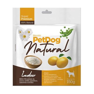 Biscoito Pet Dog Natural Indoor para Cães 150g