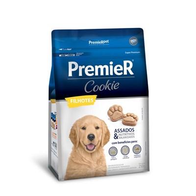 Biscoito Premier Cookie para Cães Filhotes 250gr