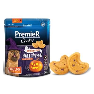 Biscoito Premier Pet Cookie Abóbora e Amora para Cachorros Adultos de Porte Pequeno 250g