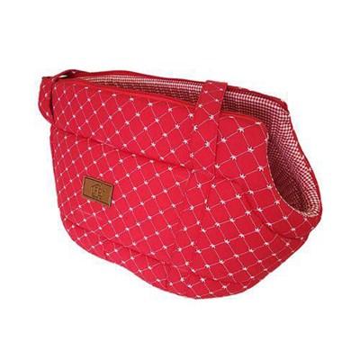Bolsa Coroa para Cães e Gatos Vermelha G