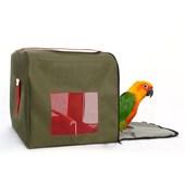 Bolsa de Transporte para Papagaio Verde