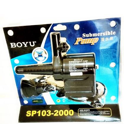 Bomba Submersa Boyu Sp103 2000 1700L H