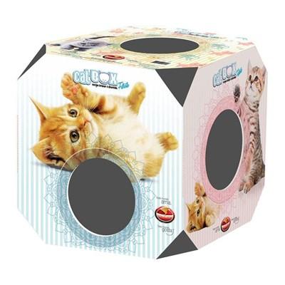 Brinquedo Cat Box Furacão Pet para Gatos Filhotes