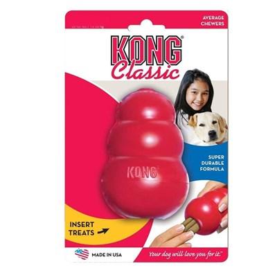Brinquedo Kong Classic para Cães P