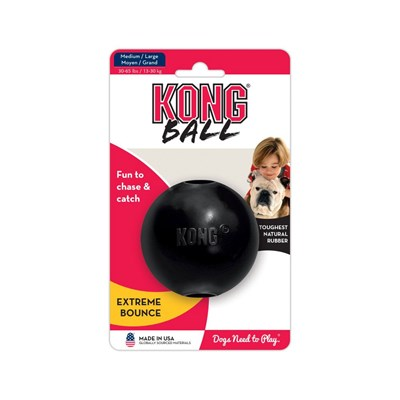 Brinquedo Kong Extreme Ball para Cães P
