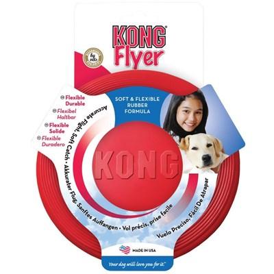 Brinquedo Kong Flyer para Cães P