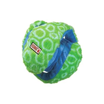 Brinquedo Kong Funzler para Cães Verde e Azul