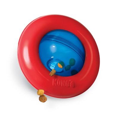 Brinquedo Kong Gyro para Cães P