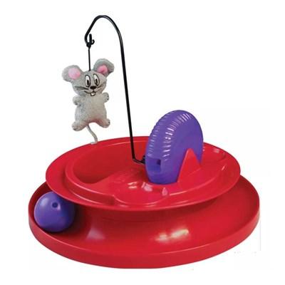 Brinquedo Kong Playground para Gatos