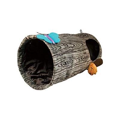 Brinquedo Kong Spaces Burrow para Gatos