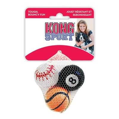 Brinquedo Kong Sport Balls para Cães P