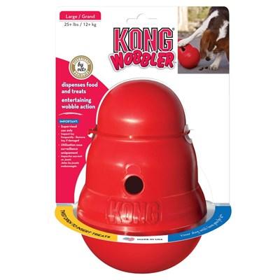Brinquedo Kong Woobler para Cães G