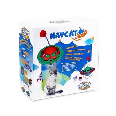 Brinquedo Nav Cat Roxo