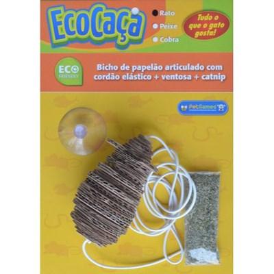 Brinquedo Pet Games Eco Caça Rato para Gatos