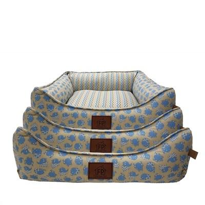 Cama Dumbo Azul para Cães e Gatos Fabrica Pet G