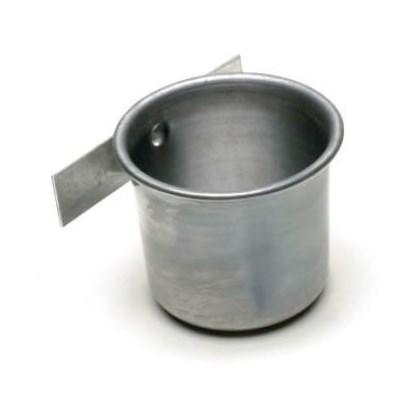 Caneca de Alumínio Mr Pet com Aba para Pássaros P