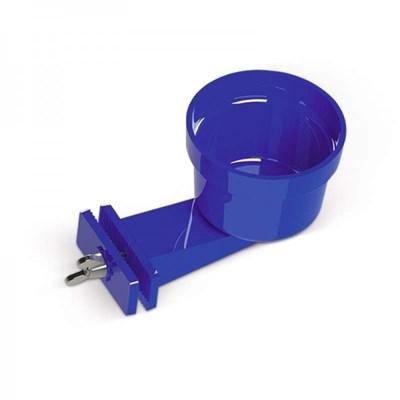 Caneca Pet Injet Strong Borbol para Calopsita Azul 1,1 L