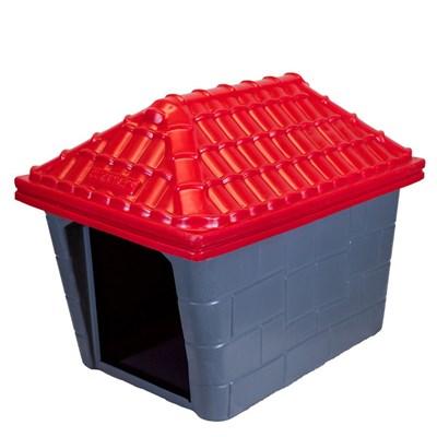Casa Clicknew Americano N4 Vermelha