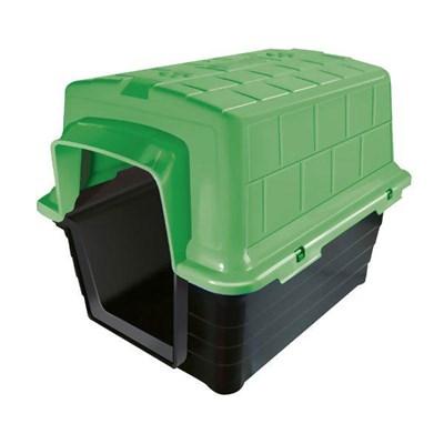 Casa Plástica Verde Furacão Pet N04