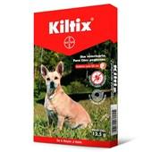 Coleira Antipulgas Kiltix para Cães 12,5 gr