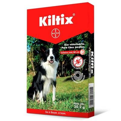 Coleira Antipulgas Kiltix para Cães 3,02 gr