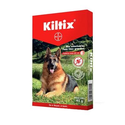 Coleira Antipulgas Kiltix para Cães 45gr