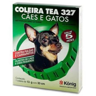 Coleira Antipulgas Tea para Cães 13gr