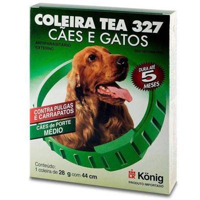 Coleira Antipulgas Tea para Cães 28gr 28g