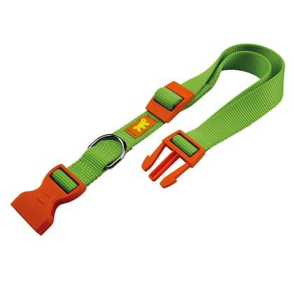 Coleira Club Colours Verde para Cães Ferplast 32cm
