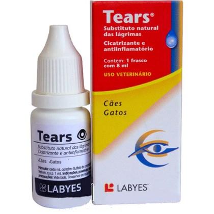 Colírio Tears para Cães e Gatos 8ml
