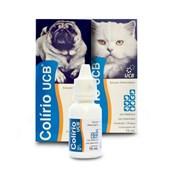 Colírio UCB 15ml para Cães e Gatos