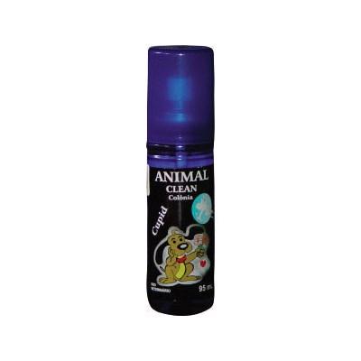 Colônia Animal Clean Talco para Cães e gatos 95ml