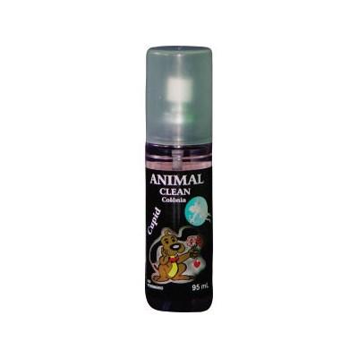 Colônia Animal Clean Vinho para Cães e gatos 95ml