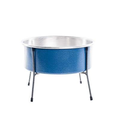 Comedouro NF Aramado Simples Azul 2,5 l