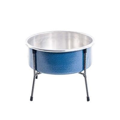 Comedouro NF Aramado Simples Azul 250ml