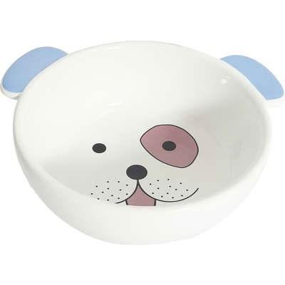 Comedouro Porcelana para Cães Face 350ml
