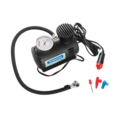 Compressor Garib Ar Portátil 12v   50w