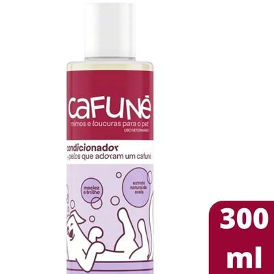 Condicionador Cafuné para cachorros maciez e brilho 300ml