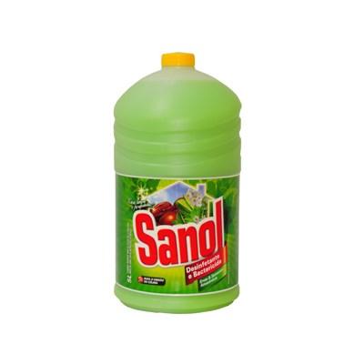 Desifetante Sanol Ervas Sementes Amazônicas 5L
