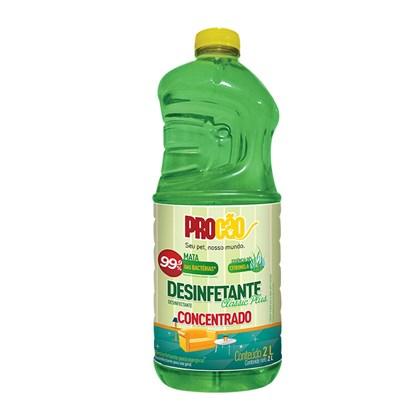 Desinfetante Procão Classic Concentrado Citronela 2l