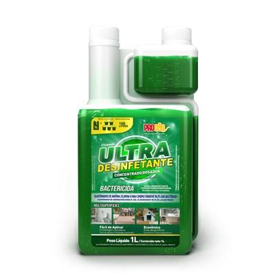 Desinfetante Procão Ultra Concentrado/ Dosador Citronela 1l