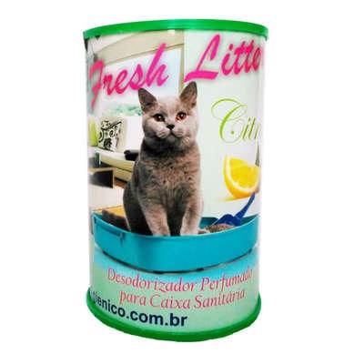 Desodorizador Easy Pet e House Fresh Citrus Limão 120gr