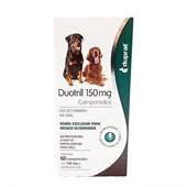 Duotril para Cães e Gatos com 10 Comprimidos 150mg