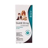 Duotril para Cães e Gatos com 10 Comprimidos 50mg