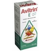 E Avitrin para Pássaros 15ml