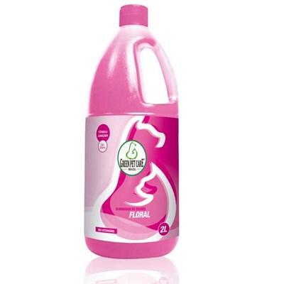 Eliminador de Odores Green Pet Floral 2L
