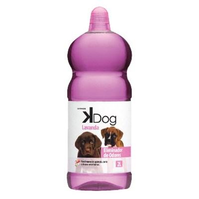 Eliminador de Odores Kdog  Lavanda 2L